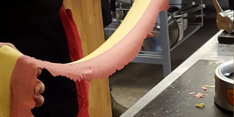 kenwood gekleurde pasta