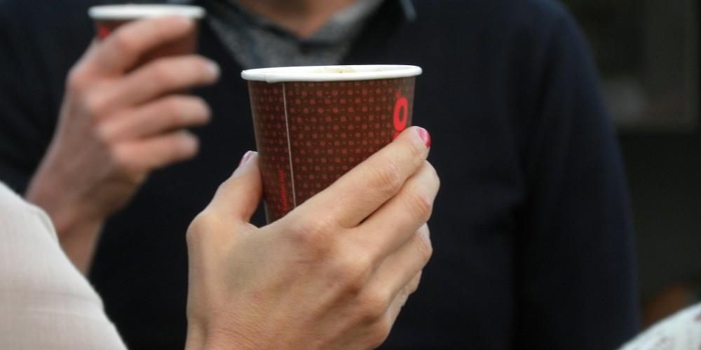 lekkere cappuccino