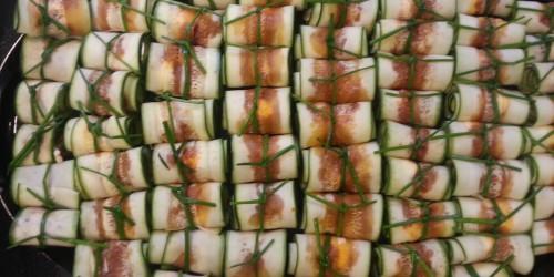 zucchine rolletjes